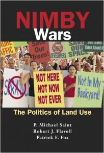 BOOK: NIMBY Wars by P Michael et al