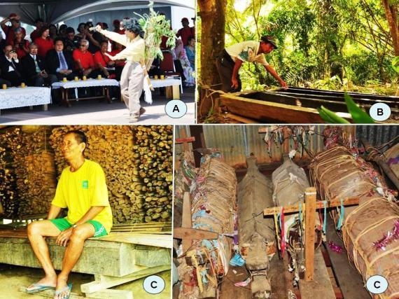 Customary Practice of some Murut and Sungai Communities